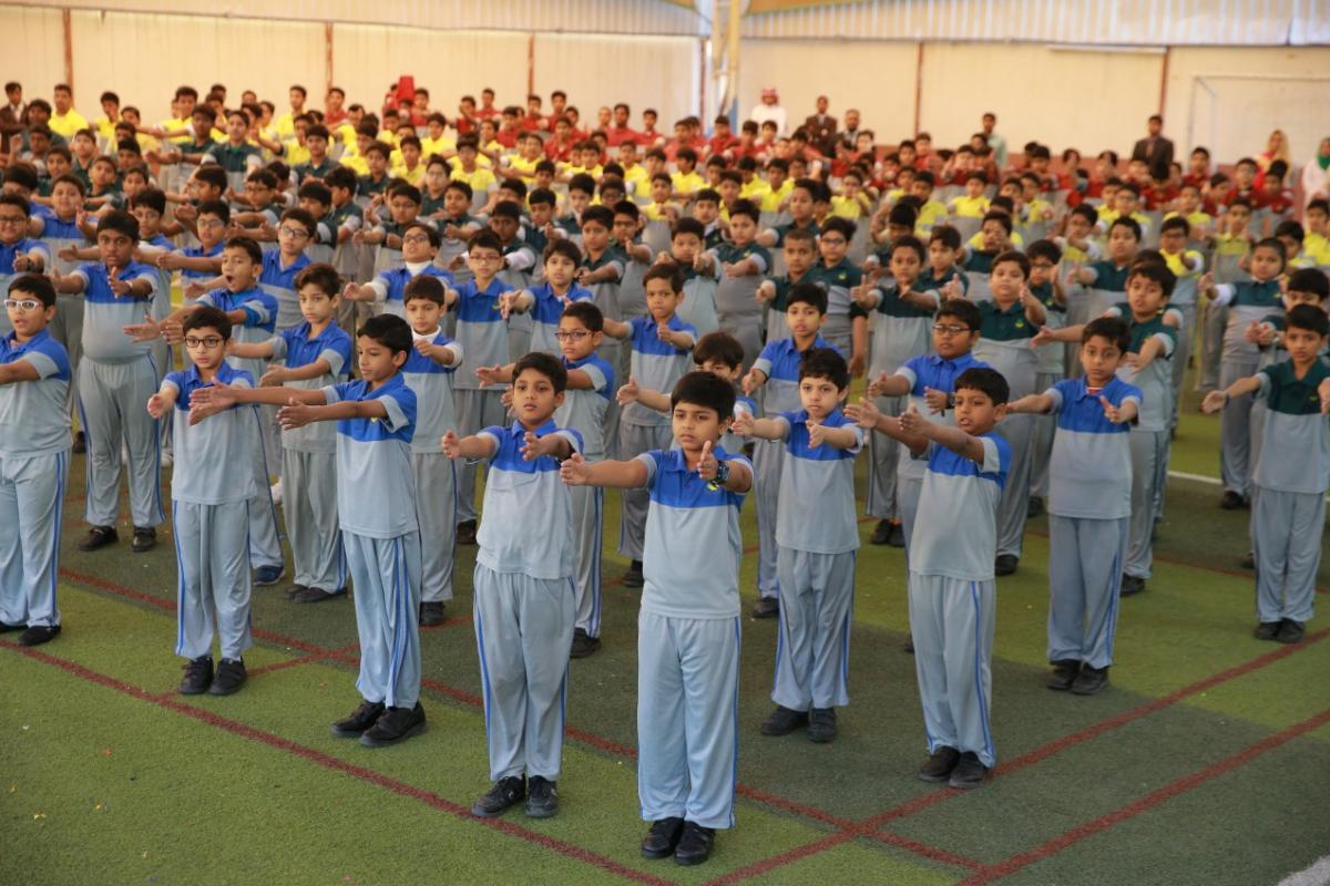 Welcome To Al Khozama International School Dammam